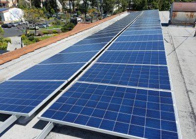 solar power, Commercial
